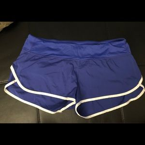 Lululemon - Blue shorts size 10